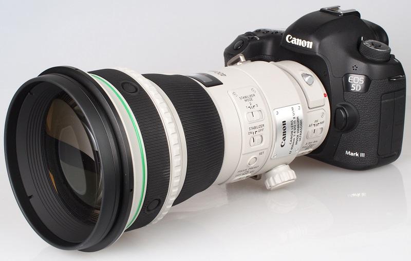 Siêu phẩm ống kính siêu tele DO cho EOS R sắp xuất hiện | 50mm Vietnam