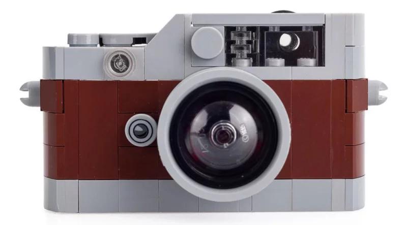 Máy ảnh Leica Lego: Món đồ phải có của tín đồ Lego và Leica   50mm Vietnam