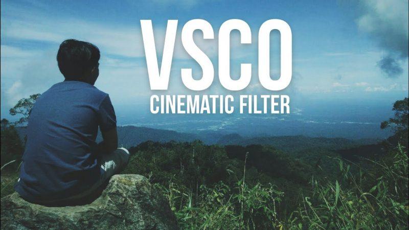 Tin buồn: VSCO dừng hỗ trợ preset giả lập film cho máy tính
