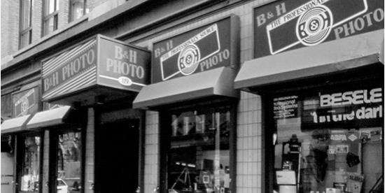 B&H: Hình mẫu lý tưởng cho các Camera Shop toàn cầu | 50mm Vietnam