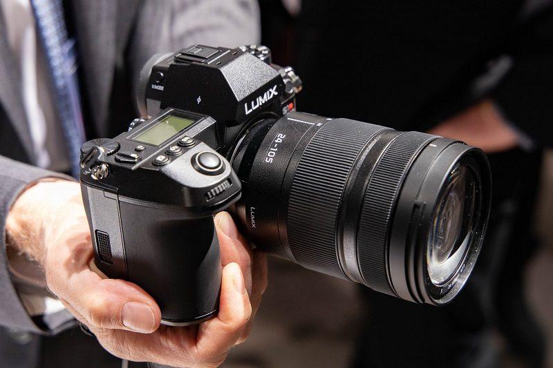 CES 2019: Panasonic chính thức lộ hình bộ đôi fullframe S1 và S1R | 50mm Vietnam