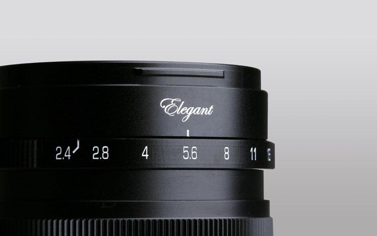 Dòng lens elegant của KIPON