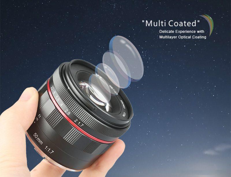 Bất ngờ với Meike 50mm f/1.7 cho Canon EOS R và Nikon Z | 50mm Vietnam