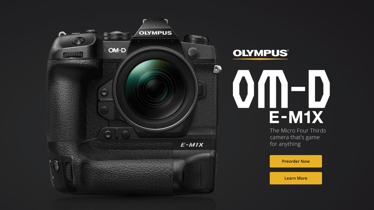Olympus OM-D E-M1X - Lá cờ đầu của cảm biến M/43 | 50mm Vietnam Official Site