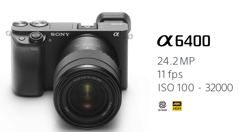 Kết quả hình ảnh cho Sony A6400