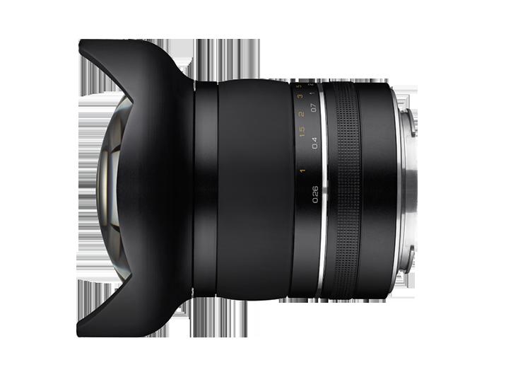 Samyang XP 10mm f/3.5: ống kính góc rộng một tiêu cự 10mm đầu tiên không phải fisheye | 50mm Vietnam