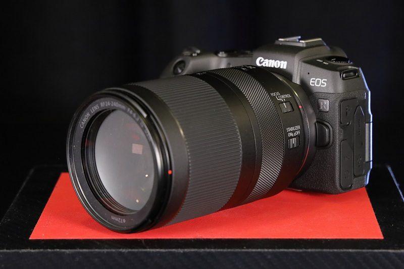 Canon ra mắt 6 ống kính RF: Quyết chiến đến cùng năm 2019   50mm Vietnam