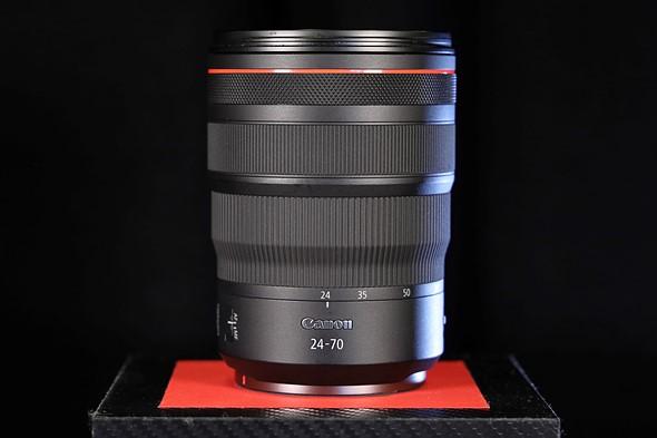 Ống kính RF 24-70mm f/2.8 của Canon   50mm Vietnam