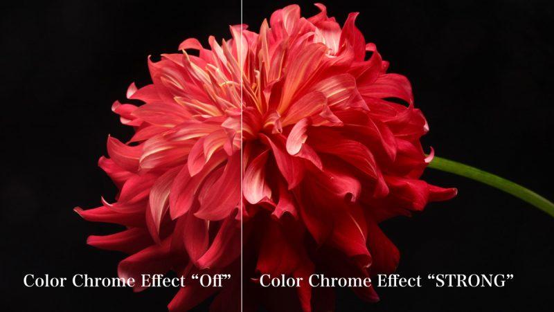 Hiệu ứng Color Chrome