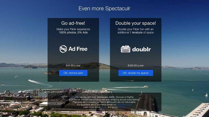 Flickr lùi thời điểm giới hạn 1000 ảnh trong tài khoản miễn phí đến 12/3