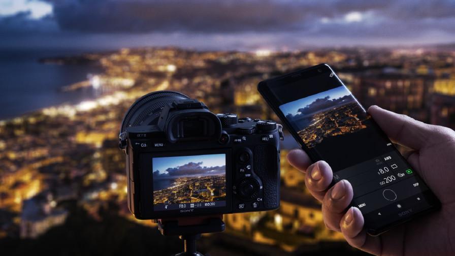 Imaging Edge Mobile - nâng cao trải nghiệm cho những người yêu Sony | 50mm Vietnam
