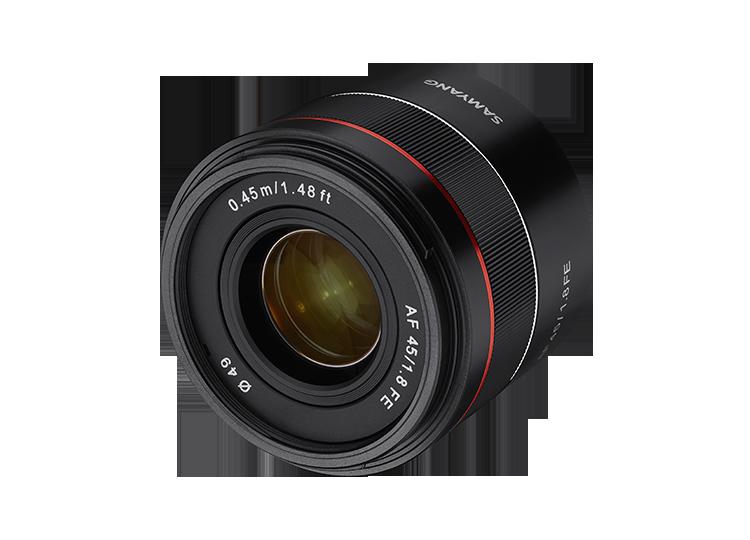 Samyang trình làng ống kính 45mm f/1.8 cho người dùng Sony E | 50mm Vietnam